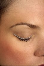 Picture of Silver Crystal Eyelid