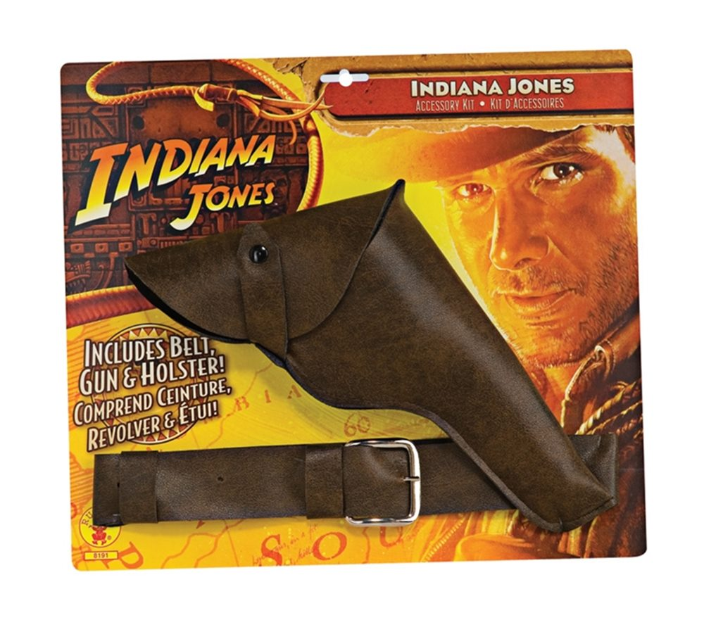 Picture of Indiana Jones Belt with Gun and Holster