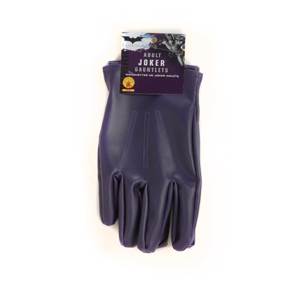 Picture of Batman Joker Adult Gloves