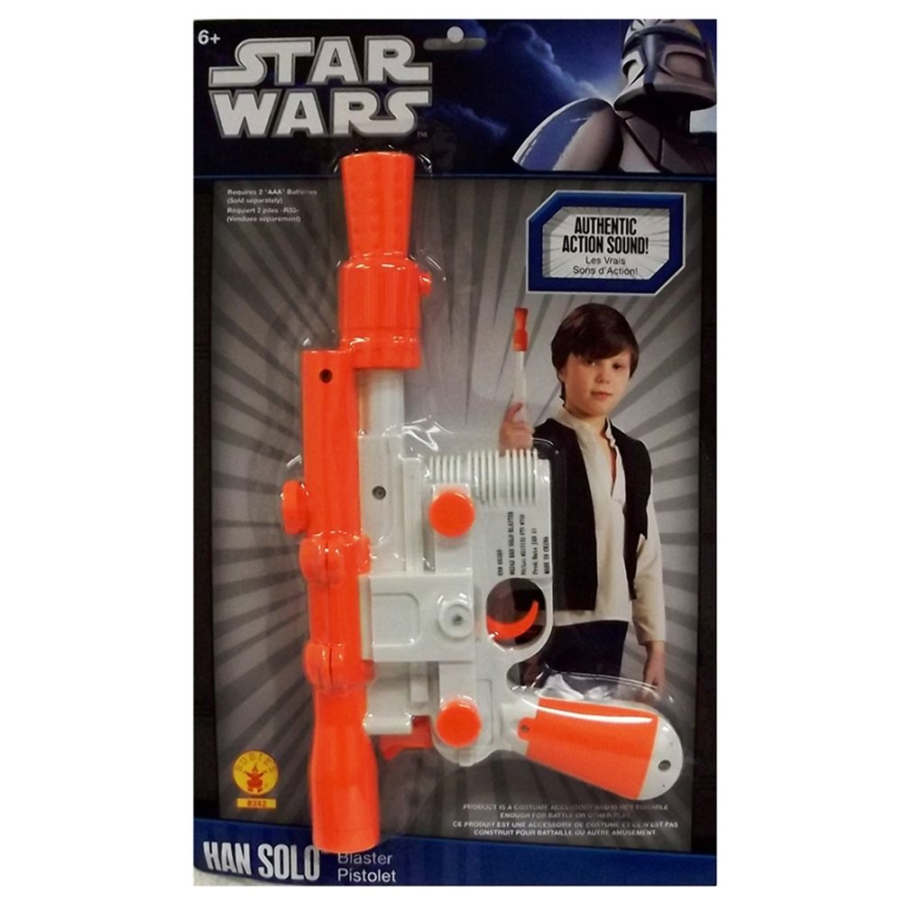 Picture of Star Wars Han Solo Blaster
