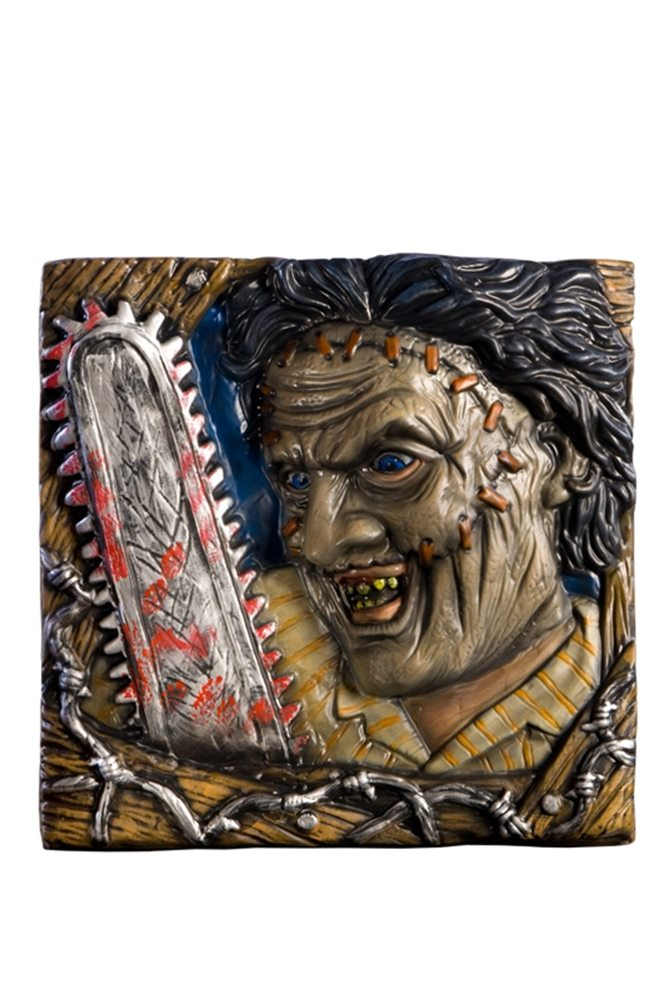 Picture of Texas Chainsaw Massacre Leatherface Wall Mount