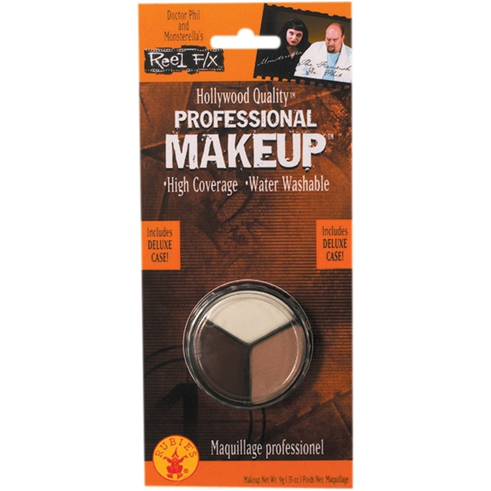 Picture of Reel F/X Professional 3 Color Makeup Kit