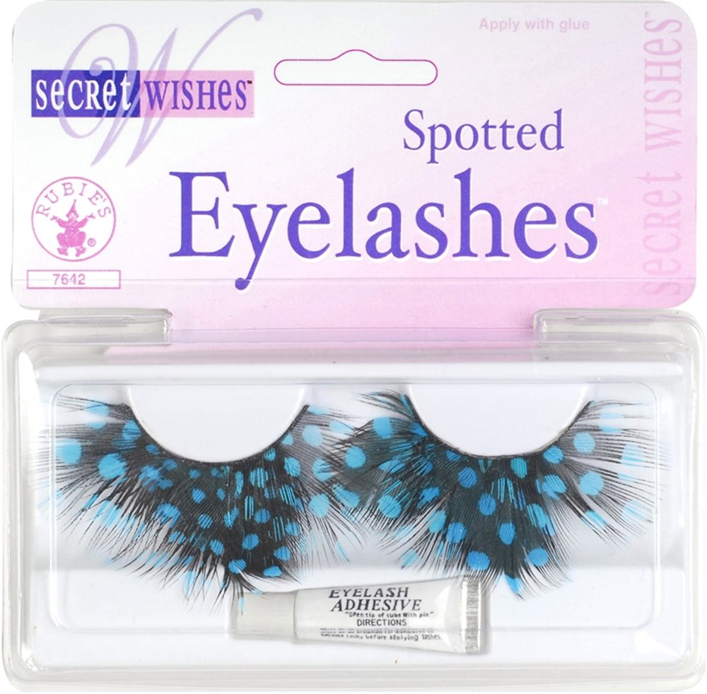 Picture of Spotted Eyelashes