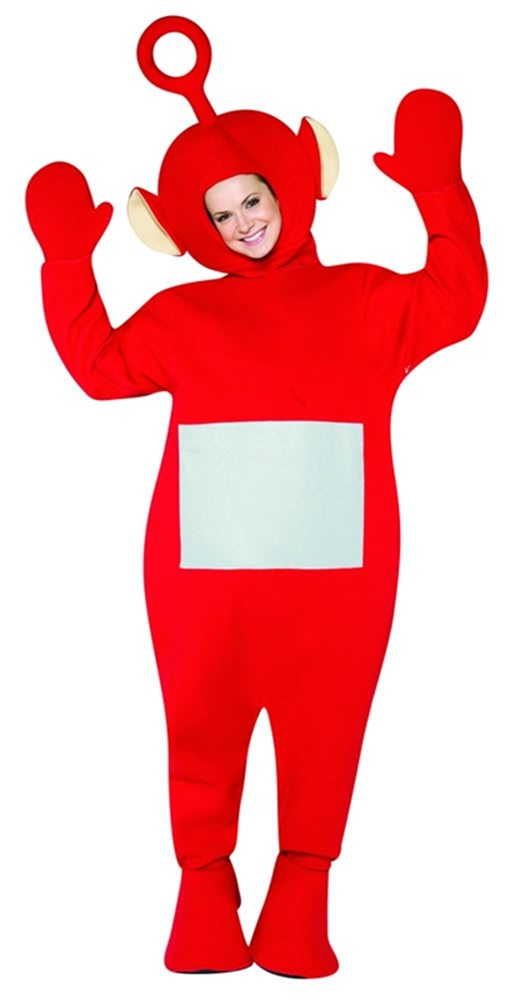 Picture of Teletubbies Po Adult Costume