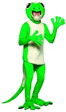 Picture of Gecko Green Adult Costume