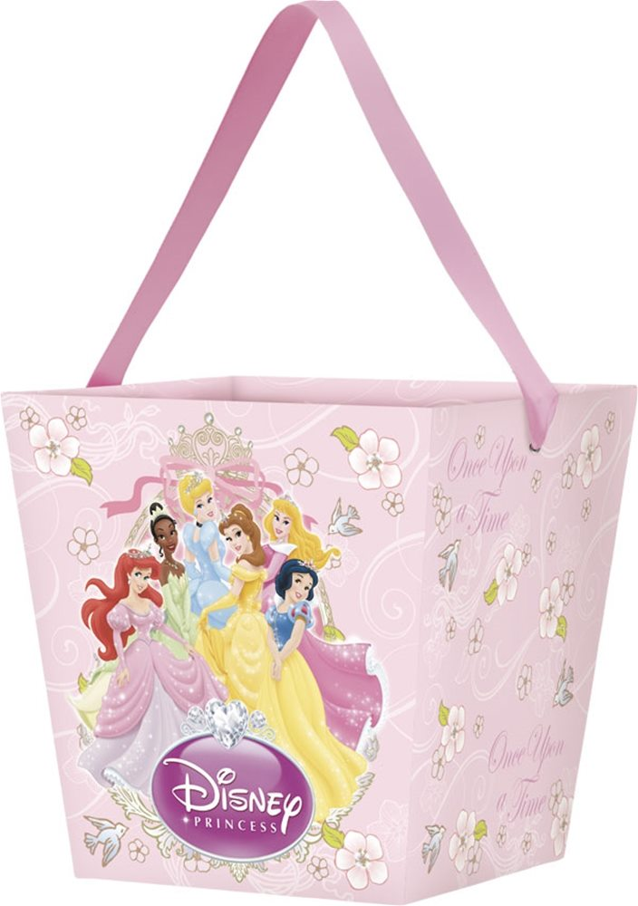 Picture of Disney Princess Cardboard Candy Cube