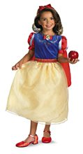 Picture of Snow White Deluxe Toddler & Child Costume