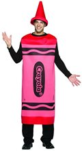 Picture of Crayola Deluxe Red Adult Costume