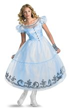 Picture of Deluxe Alice Movie Dress Adult Costume