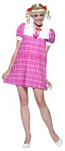 Picture of Brady Bunch Cindy Adult Womens Costume