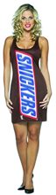 Picture of Snickers Tank Dress Adult Womens Costume