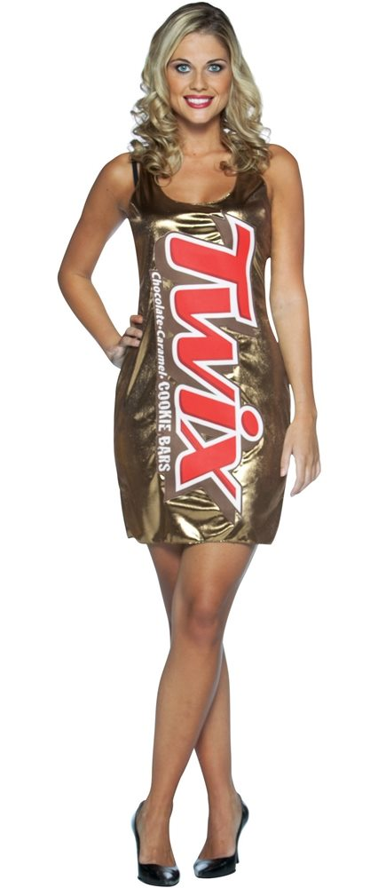 Picture of Twix Dress Adult Costume
