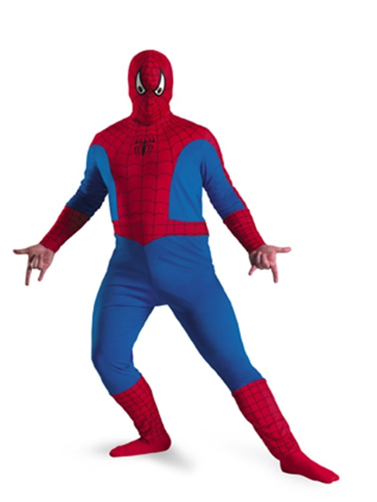 Picture of Marvel Spider-Man Plus Size Adult Mens Costume