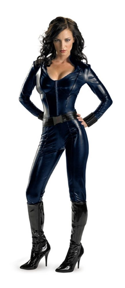 Picture of Marvel Iron Man Black Widow Sassy Adult Costume