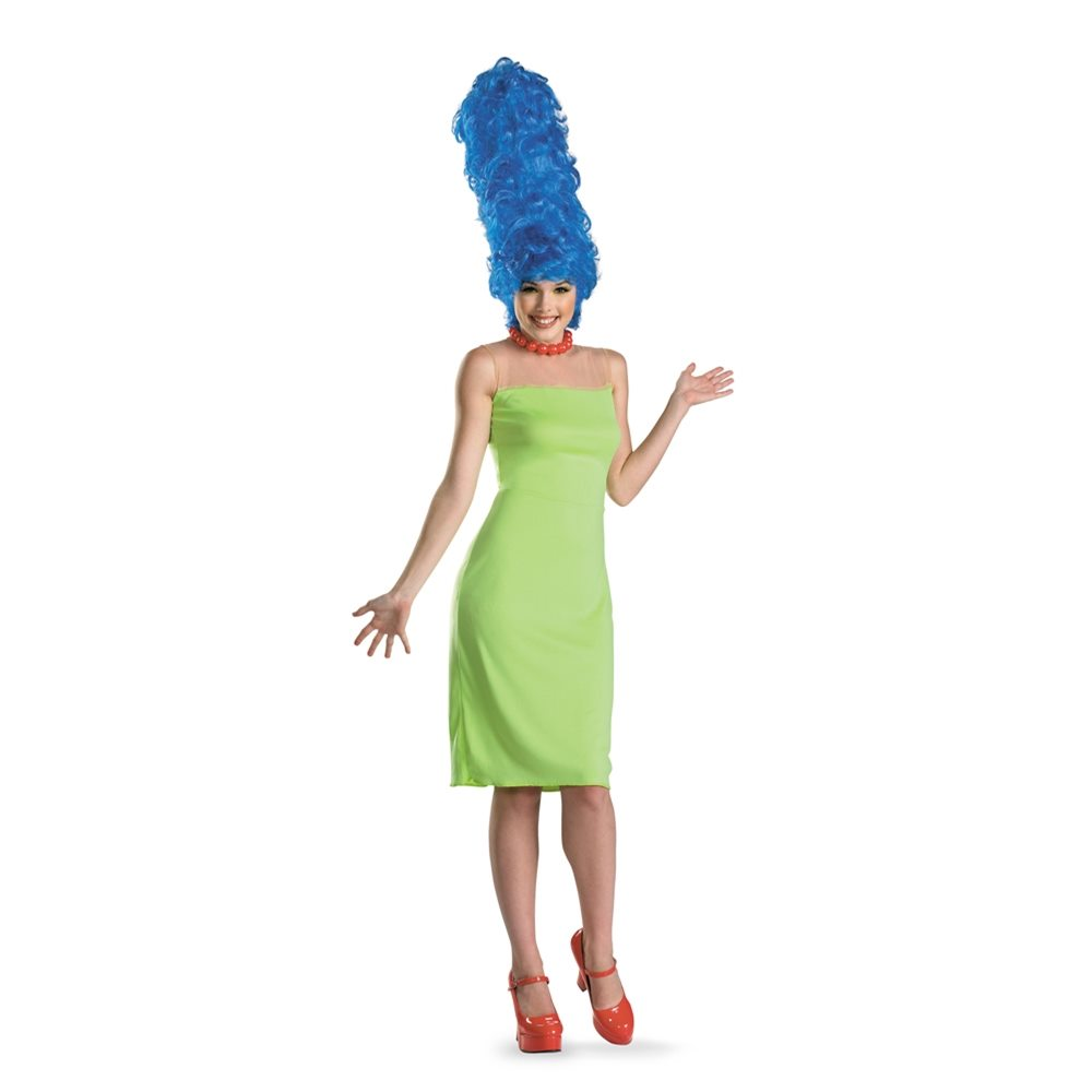 Picture of Marge Simpson Deluxe Adult Womens Costume