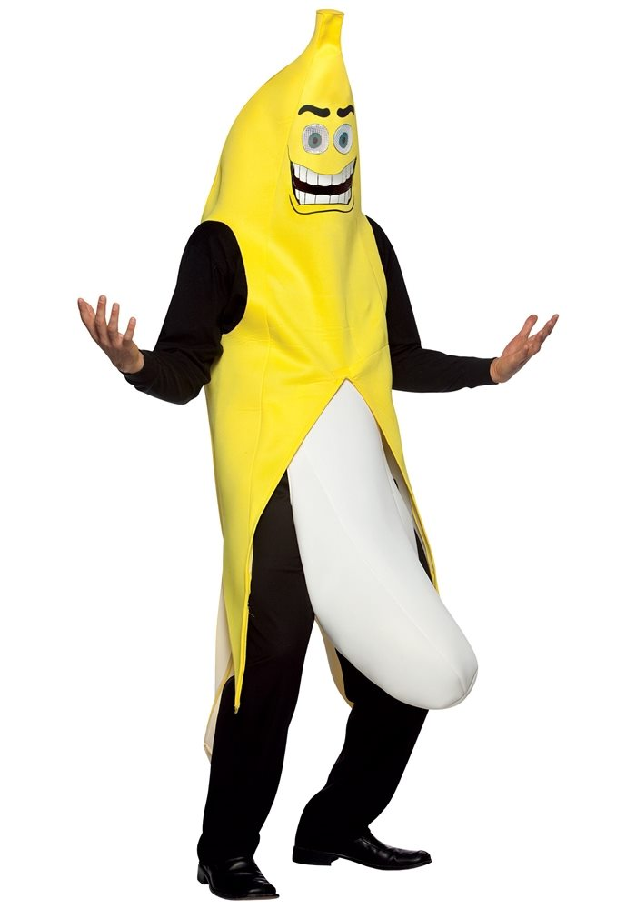 Picture of Flashing Banana Adult Costume