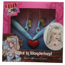 Picture of Alice in Wonderland Jewelry Set