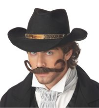 Picture of Gunslinger Brown Moustache