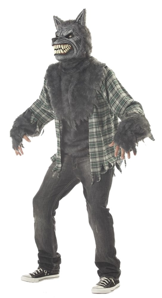 Picture of Full Moon Madness Adult Mens Costume