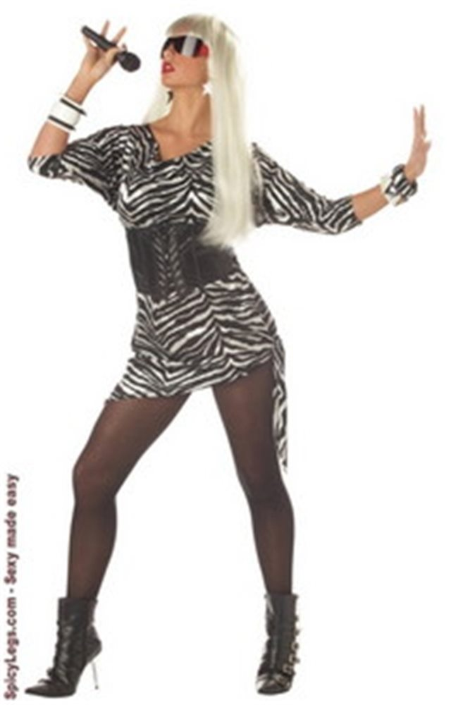 Picture of Video Vixen Adult Costume