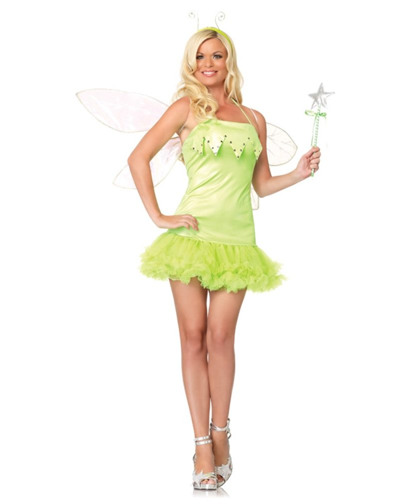 Picture of Pixie Dust Fairy Adult Womens Costume