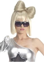 Picture of Extra Large Hair Bow Blonde