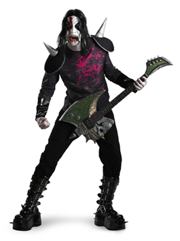 Picture of Metal Mayhem Rocker Adult Costume