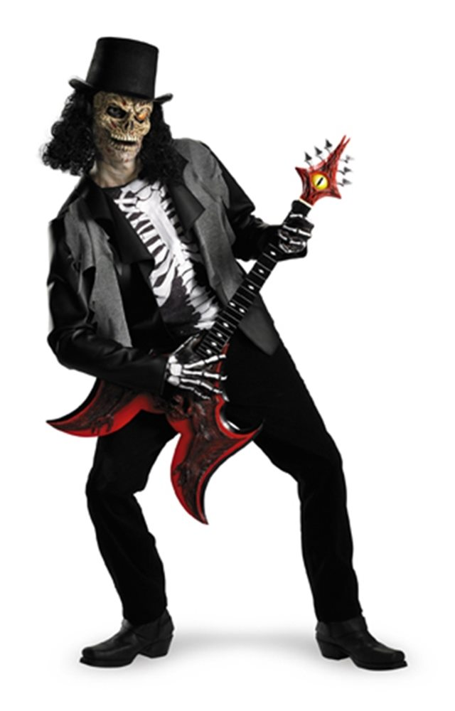 Picture of Cryptic Rocker Adult Costume