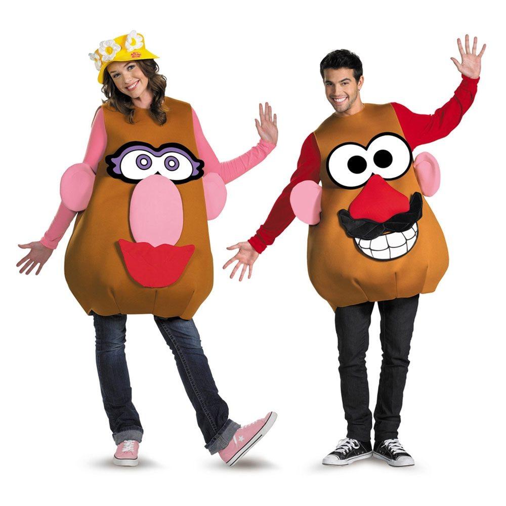 Picture of Potatohead Unisex Adult Costume