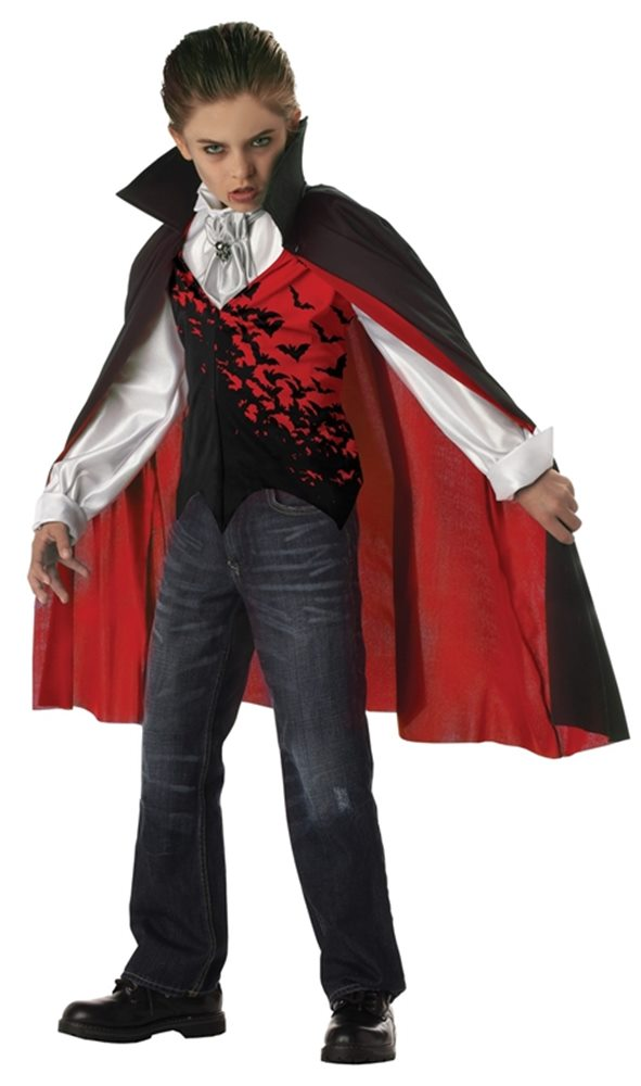 Picture of Prince of Darkness Child Costume