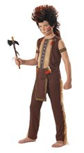 Picture of Indian Warrior Child Costume