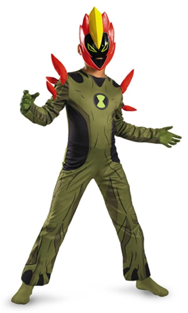 Picture of Ben 10 Swampfire Child Costume