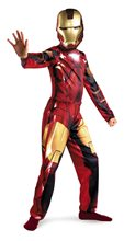 Picture of Marvel Iron Man Eco Classic Child Costume