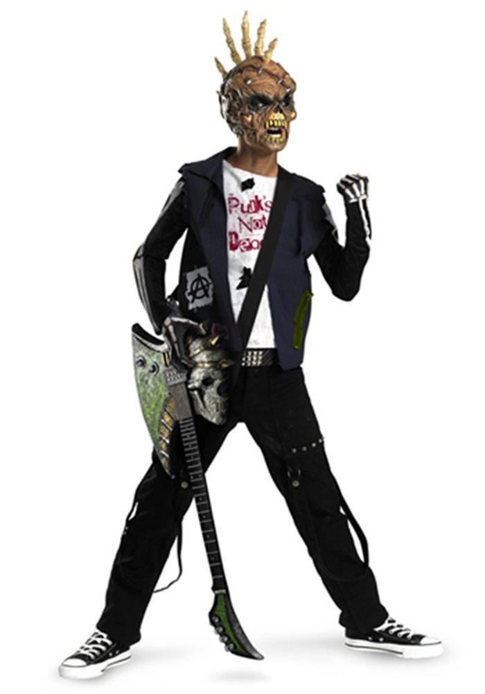 Picture of Punk Creep Costume