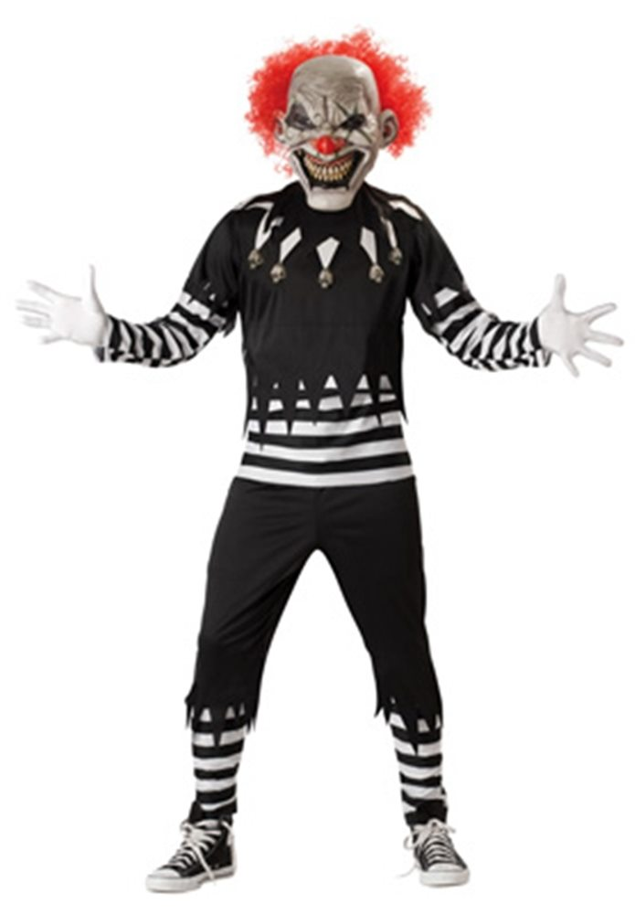 Picture of Psycho Clown Adult Costume