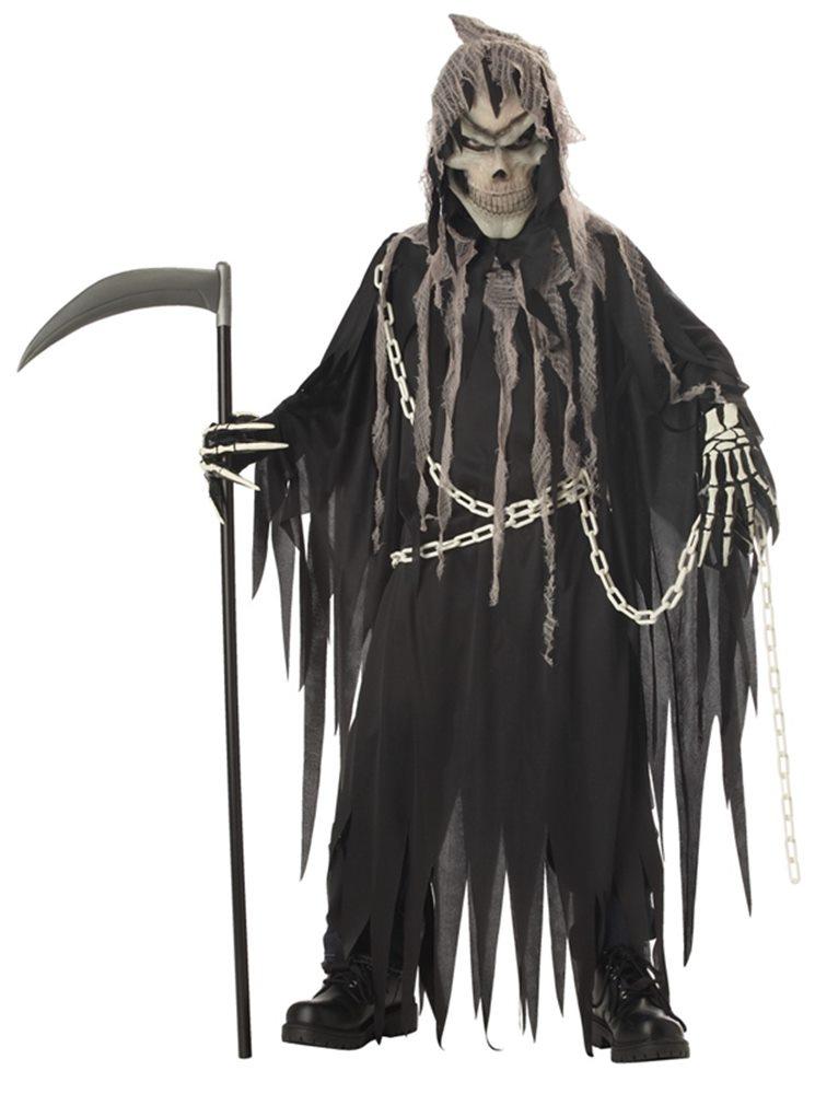 Picture of Mr. Grim Glow in the Dark Child Costume