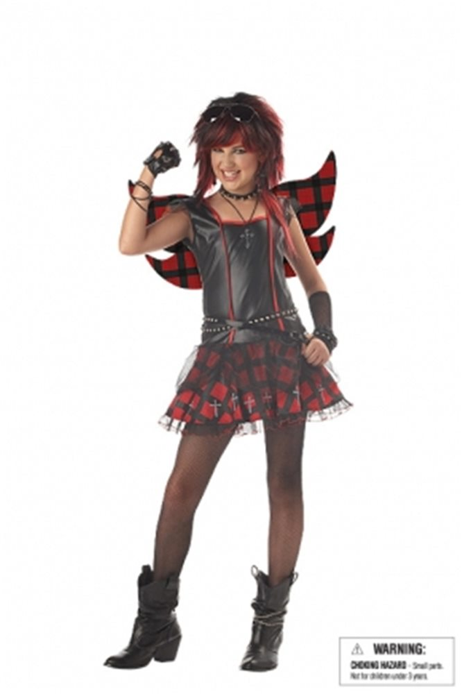 Picture of Rebel Fairy Tween Costume