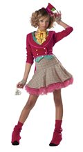 Picture of The Mad Hatter Jr / Teen Girls Costume