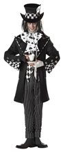 Picture of Dark Mad Hatter Adult Mens Costume