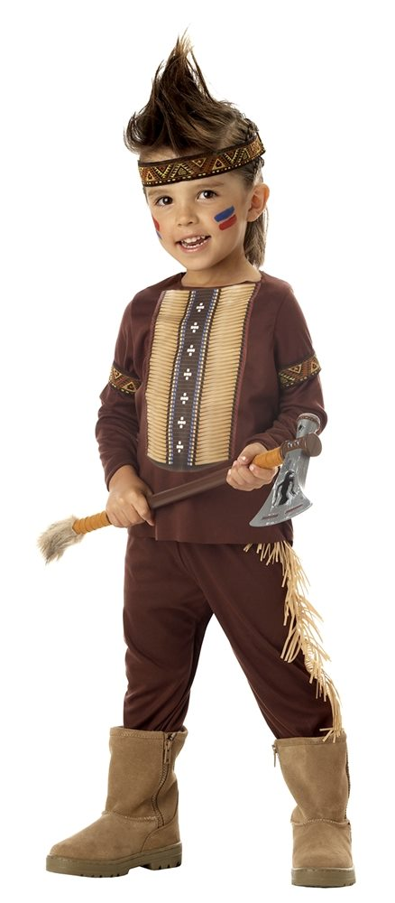 Picture of Lil Warrior Toddler Costume