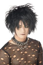 Picture of Midnight Fiend Wig