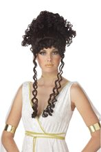 Picture of Athenian Goddess Brown Wig