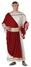 Picture of Caesar Adult Mens Plus Size Costume