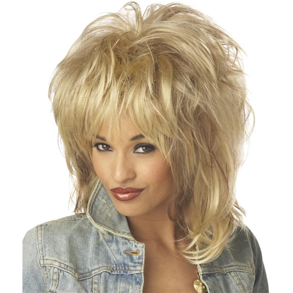 Picture of Rocking Soul Blonde Wig