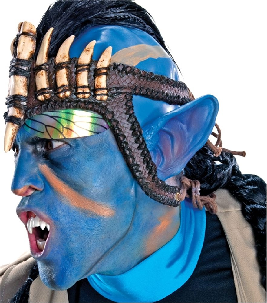 Picture of Avatar Jake Sully Ears Prosthetic