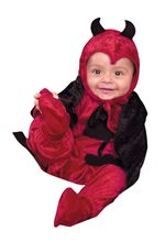 Picture of Darling Devil Panne Infant Costume