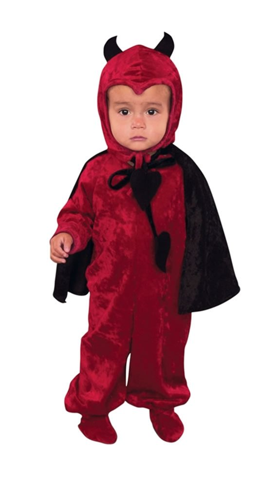 Picture of Darling Devil Panne Toddler Costume