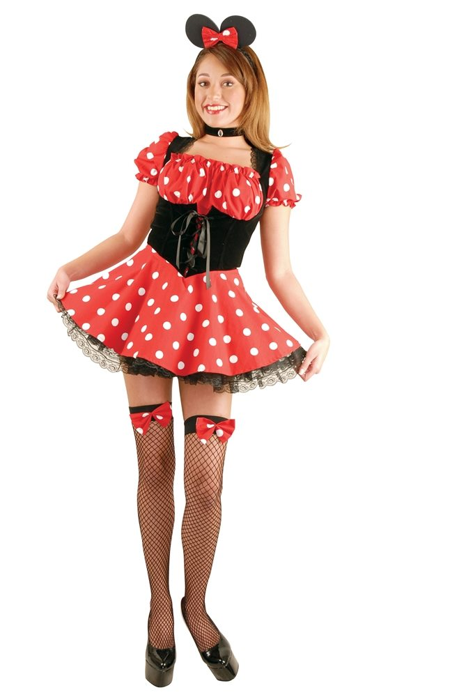 Picture of Miss Mouse Sexy Costume