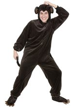 Picture of Monkey Adult Costume