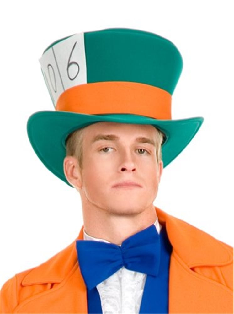 Picture of Electric Mad Hatter Adult Hat